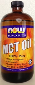 Now Foods MCT Oil – 32 oz. bottle
