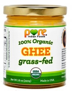 Pure Indian Foods Organic Grass Fed Ghee