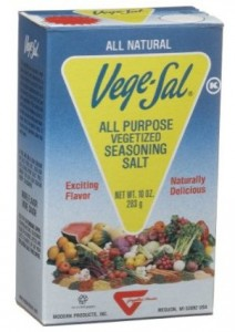 Vege-Sal – 10 oz box